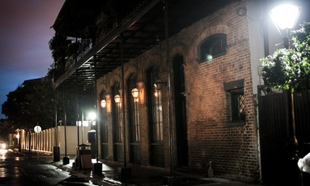 New Orleans Witches Brew Tours coupon and deal
