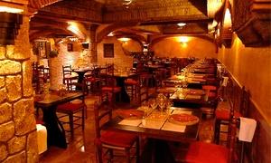 Il Bambino: Menú italiano para 2 con 1 entrante a compartir, principal, postre y bebida o botella de vino por 29,90 € en Il Bambino