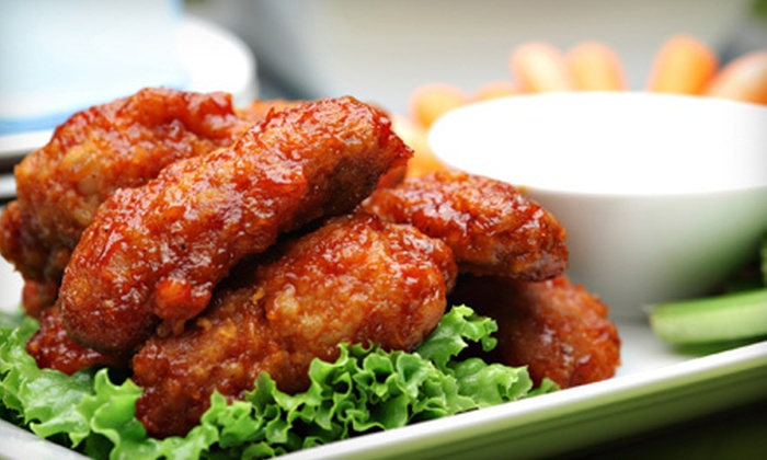 Lee Lee's Wings 'N Things - Tougaloo College: Boneless Wings and Drinks for Two or Four at Lee Lee's Wings 'N Things (Up to 52% Off)