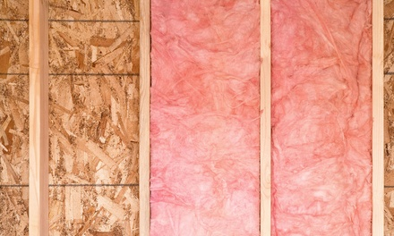 Attic-Insulation Inspection Package from Home Pro Exterior Services (Up to 94% Off). Three Options Available.