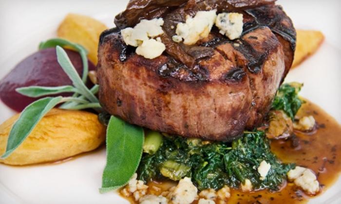 Della Terra - Buffalo: Italian Dinner for Two, Four, or Six at Della Terra (Up to 57% Off)