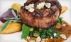 Up to 57% Off Italian Cuisine at Della Terra