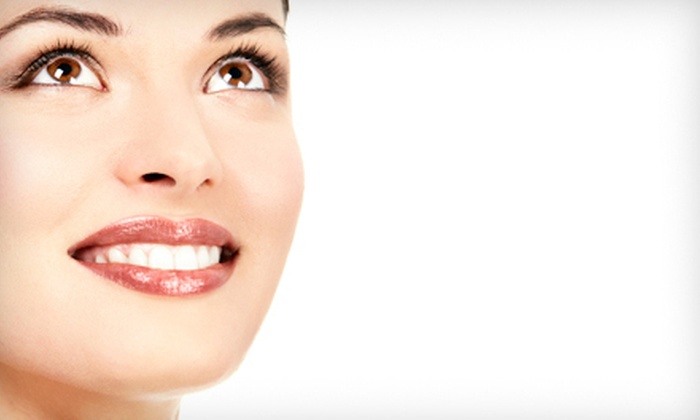 Pearl Teeth Whitening Spa - Vancouver: $99 for Teeth-Whitening Treatment, Take-Home Touch-Up Pen, and Lip Balm at Pearl Teeth Whitening Spa ($199 Value)