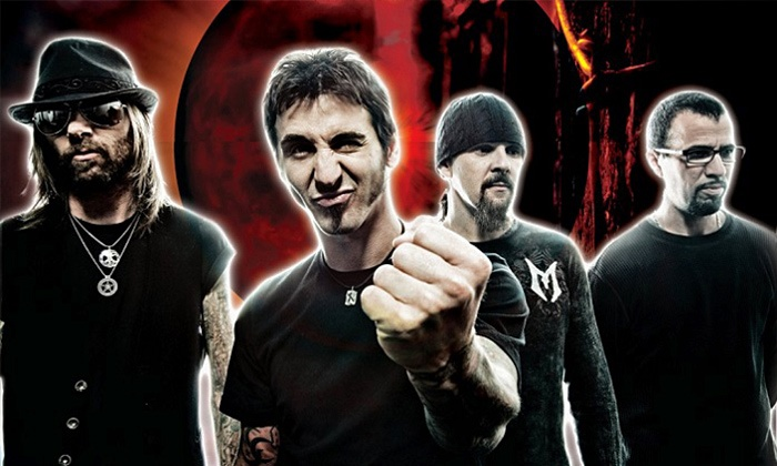 Uproar Festival - Verizon Theater at Grand Prairie: Godsmack, Seether, Skillet, and More at Verizon Theatre at Grand Prairie on September 2 (Up to 55% Off)