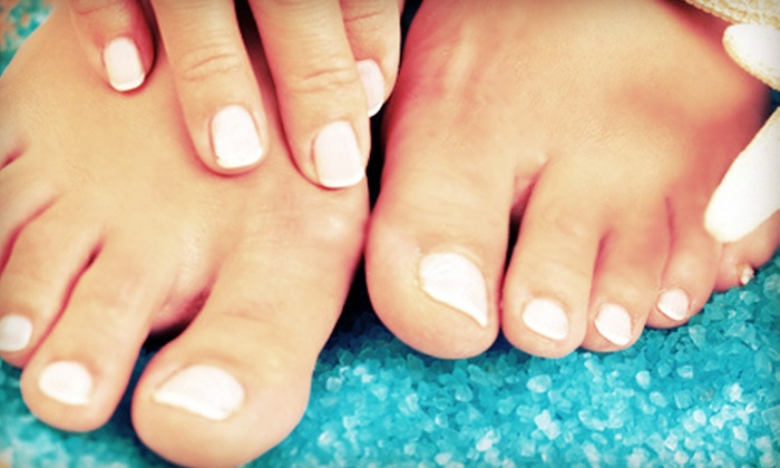 Ankle & Foot Institute of the South Sound - Puyallup: Laser Toenail-Fungus Removal for One or Both Feet at Ankle & Foot Institute of the South Sound (Up to 75% Off)