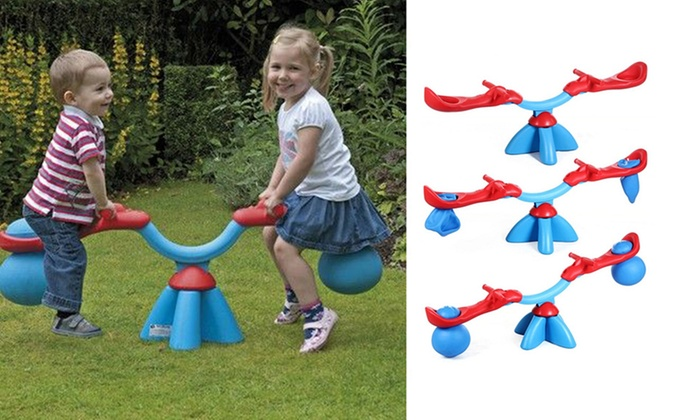 Kiwi e-Shop: $99 for a Kids' Indoor Seesaw Play Set