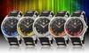 Louis Richard Men's Helmsley Watches
