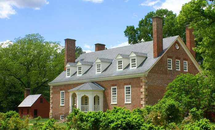 Home and Grounds Visit for Two or Five Adults at Gunston Hall (Up to 50% Off)