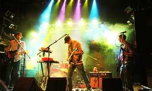 Aqueous: Aqueous at Coda on Thursday, July 9, at 8:30 p.m. (Up to 51% Off)
