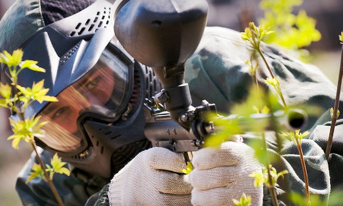 The Paintball Park - Multiple Locations: Paintball Outing with Gear and Equipment Rental and 200 or 400 Paintballs at The Paintball Park (Up to 60% Off)