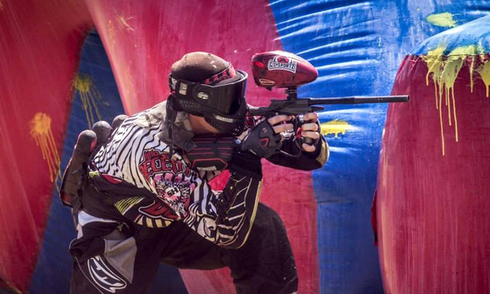 River Park Paintball - Lompoc: Paintball Outing with Standard Equipment Package for Two or Four from River Park Paintball in Lompoc (Up to Half Off)
