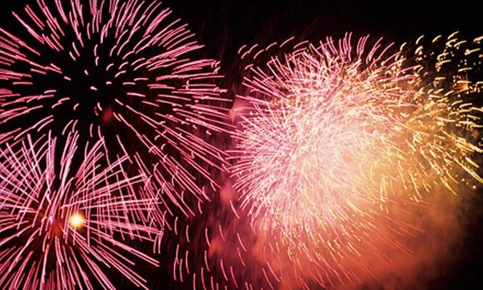 Davey Jones Fireworks Superstore - Fort Mill: $20 for $40 Worth of Fireworks at Davey Jones Fireworks Superstore