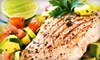 Brookside Restaurant - La Riviera: Casual American Food for Lunch or Dinner at Brookside Restaurant and Bar (Half Off)