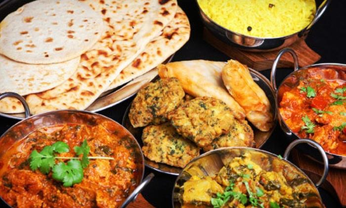 Al Hamra - North Scottsdale: $15 for $30 Worth of Halal Indian Cuisine Sunday–Thursday or Friday–Sunday at Al Hamra