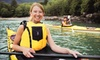 Cascade PaddleSports - Multiple Locations: $34 for a Get Started Kayaking Lesson for One from Cascade Canoe & Kayak Centers ($69 Value)