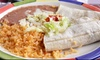 La Puente Ogden - Mountain View: Mexican Food and Drinks at La Puente Ogden (50% Off). Two Options Available.