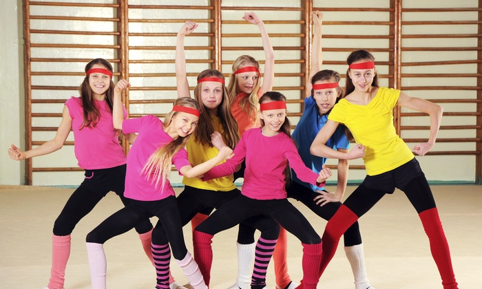 Rockland Dance & Fitness Studio - Suffern: 5 or 10 Kids' Zumba Classes at Rockland Dance & Fitness Studio (Up to 62% Off)