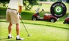 Twin Springs Golf Course - Boylston: Nine-Hole Round of Golf for Two or Four Including Cart and Range Balls at Twin Springs Golf Course (Up to 57% Off)