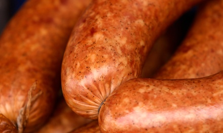 5, 10, or 15 Pounds of Italian Sausage from Angus Meat Market (33% Off)
