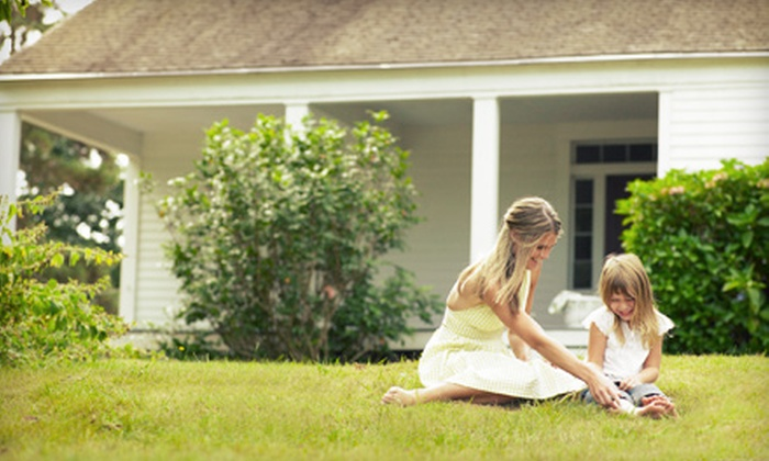 Green Pest Solutions - Wilmington-Newark: Outdoor Mosquito Spray for Yards Up to 50,000 Square Feet from Green Pest Solutions (Up to 60% Off)