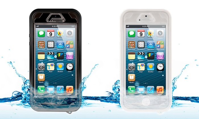 Naztech Vault Waterproof iPhone 5/5s Case: Naztech Vault Waterproof iPhone 5/5s Case. Multiple Colors Available. Free Returns.