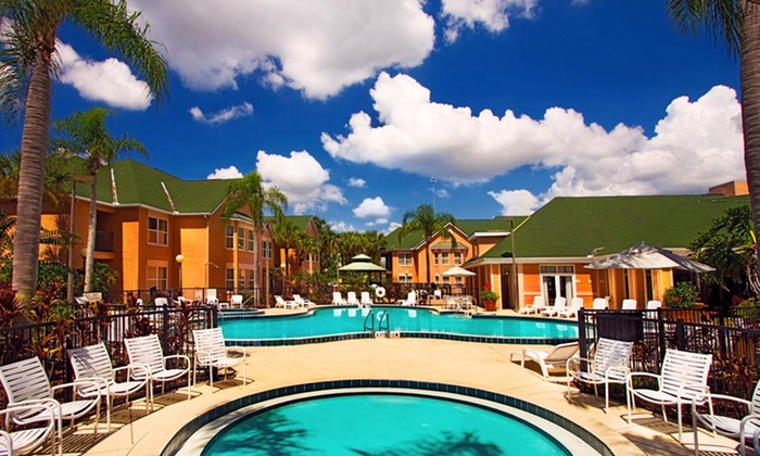Palms Hotel and Villas - Orlando: Stay at Palms Hotel and Villas in Kissimmee, FL, with Dates into September
