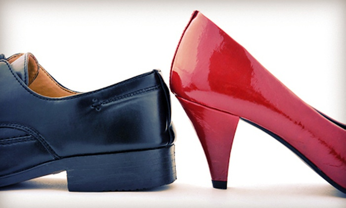 MyShoeHospital.com: Men's or Women's Shoe-Repair Package, or $19 for $40 Worth of Shoe Repair from MyShoeHospital.com