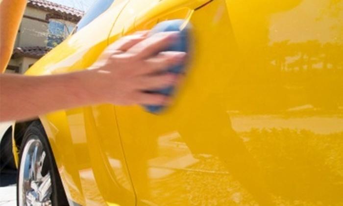 car valet deals sheffield