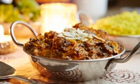 Indian Meal with Rice or Naan for Two or Four at The Gurkhas Flavour (Up to 55% Off)