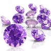 10.00 CTTW Assorted Loose Genuine Amethyst Mix