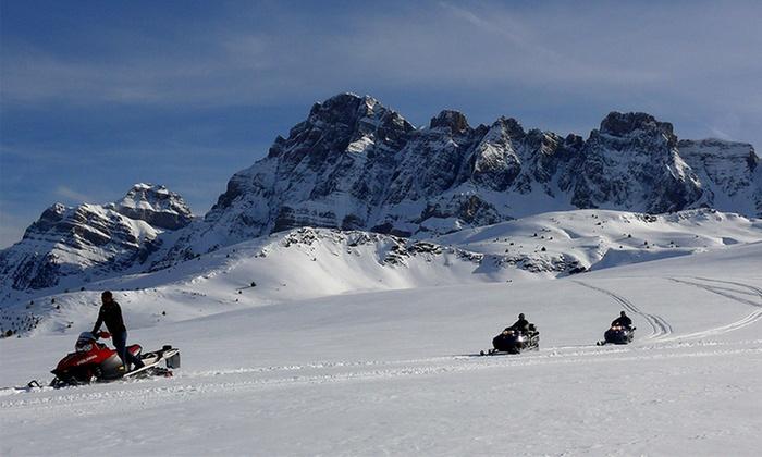 Tenapark en tramacastilla de tena huesca groupon for Jardin de nieve formigal
