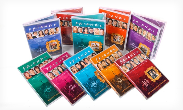 Friends: The Complete Series on DVD: $109.99 for Friends: The Complete Series on DVD ($199.80 List Price). Free Shipping and Returns.