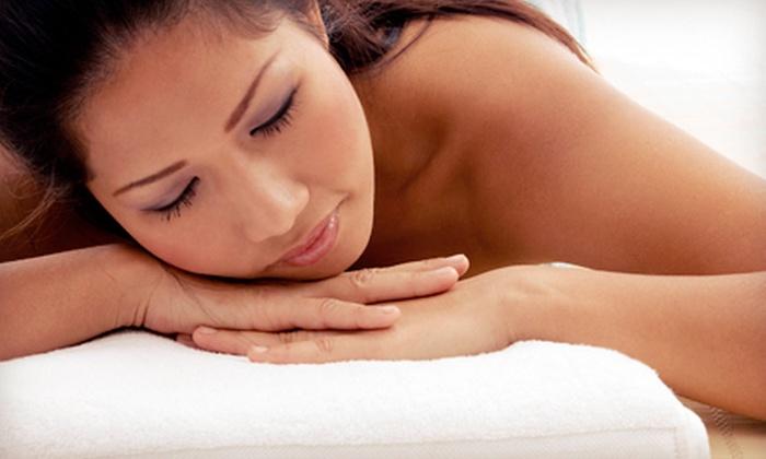 Karina Thai Massage - San Mateo: One-Hour Thai Style Deep-Tissue Massage for One or Northern Style Thai Massage for Two at Karina Thai Massage (Half Off)