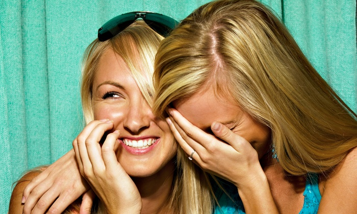 Picture The Booth - Clinton: $375 for a Three-Hour Photo-Booth Rental from Picture the Booth ($750 Value)