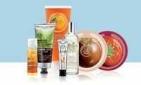 GROUPON: The Body Shop  $20 for Skincare and Body Products The Body Shop