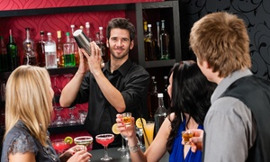 Getting Tipsy, Inc.: Two or Four Hours of Bartender Services from Getting Tipsy, Inc. (Up to 77% Off)