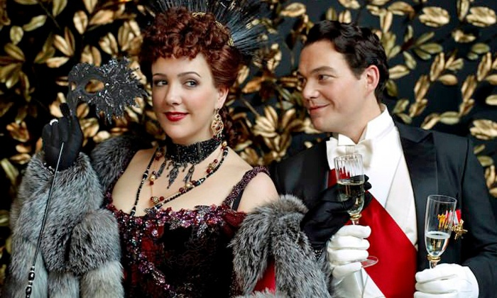 """""""Die Fledermaus"""" or """"L'Elisir d'Amore"""" - Lincoln Center: """"Die Fledermaus"""" or """"L'Elisir d'Amore"""" at The Metropolitan Opera on January 4–21 (Up to $36 Off)"""