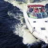 Up to 52% Off Luxury Tritoon Boat or SeaRay Cruiser Rental