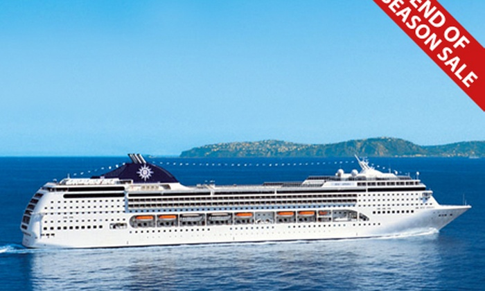 MSC Cruises - Cape Town: Cruise from Durban to Maputo, and Portuguese Islands Aboard the MSC Opera