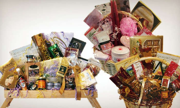 Kit & Kaboodles - Manotick: $25 for $50 Worth of Gift Baskets at Kit & Kaboodles
