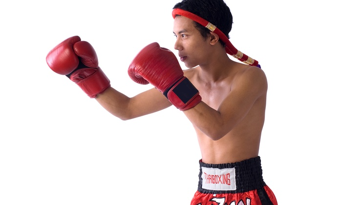Team Rey`s - South San Jose: Four- or Eight-Week Introductory Muay Thai Program for Kids Aged 6–12 at Team Rey`s (Up to 70% Off)