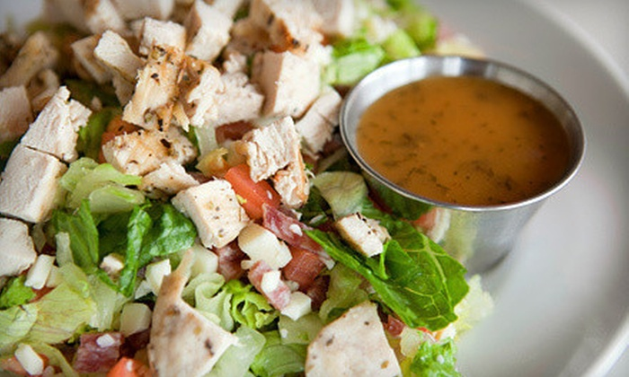 Edloe St. Café & Catering - West University Place: American Cafe Fare for Two or Four at Edloe St. Café (Half Off)