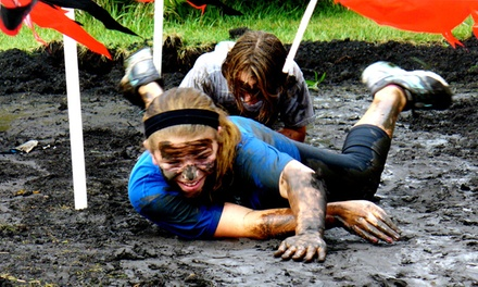 $16 for One Kid's Registration to Obstacle Mud Run on September 20 from Mighty Titan ($29.99 Value)