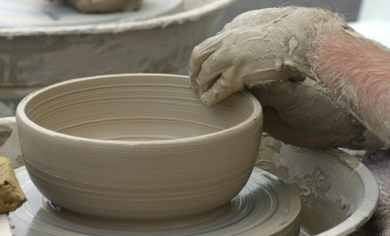 Intro Pottery Classes for Two or Four or Four-Week Pottery Course for One at Redbird Studio and Gallery (Up to 54% Off)