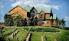 The Lodge at Elk Creek Vineyards  - Owenton: One- or Two-Night Stay with a Take-Home Bottle of Wine at The Lodge at Elk Creek Vineyards in Owenton, KY
