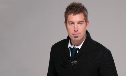 Jeremy Camp Christmas Show for Two at Carnegie Library Music Hall on Saturday, December 7, at 8 p.m. (Up to 50% Off)