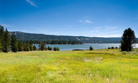 2-Night Stay for Up to Six in a Cabin or Vacation Home at Pine Knot Guest Ranch in Big Bear Lake, CA