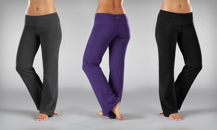 Balance by Marika Fleece Pants: $19 for Balance by Marika Fleece Pants ($50 List Price). Multiple Colors and Sizes Available. Free Shipping and Returns.