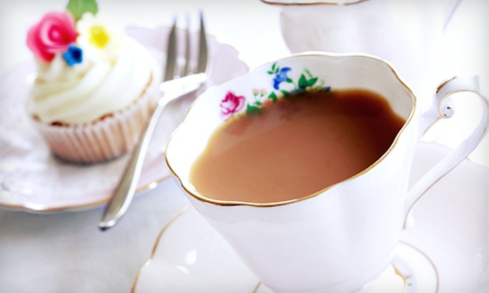 The Gilbertsville Tea Room - The Gilbertsville Tea Room: Five-Course Afternoon Tea for Two or Four at The Gilbertsville Tea Room (Up to 62% Off)