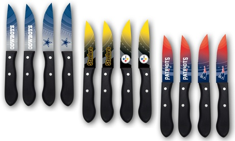 NFL Steak Knife Set (4-Piece)